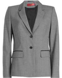 HUGO | Virgin Wool Blazer | Lyst