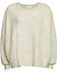 American Vintage - Ribbed Knit Pullover - Lyst