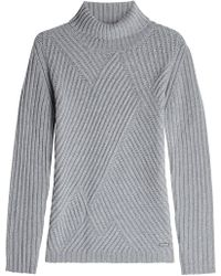 Woolrich - Turtleneck Pullover With Wool And Cashmere - Lyst