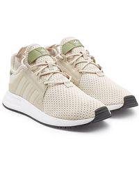 san francisco b1c33 673d8 adidas Originals - X plr J Sneakers With Mesh - Lyst