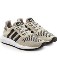adidas originali swift run primeknit scarpe per gli uomini lyst