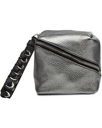 Proenza Schouler - Zip Mini Cube Leather Bag - Lyst