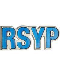 Raf Simons - Rsyp Pin - Lyst