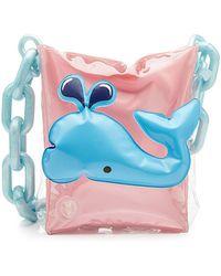 883c0f6f3e0 Mary Katrantzou - Inflatable Shoulder Bag - Lyst