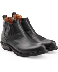 Fiorentini + Baker - Carnaby Caris Leather Ankle Boots - Lyst