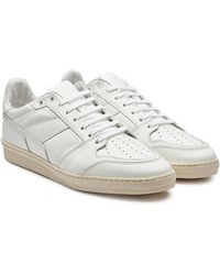 AMI - Laced Low Top Trainers - Lyst