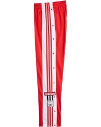 Adidas Originals | Adibreak Snapped Track Trousers | Lyst