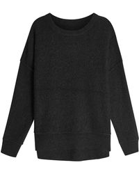 By Malene Birger - Pullover With Wool And Kid Mohair - Lyst