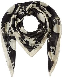 The Kooples - Crotcheted Scarf - Lyst