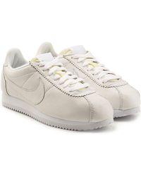 Nike - Cortez Sneakers - Lyst