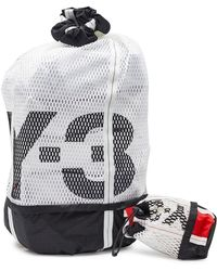6b8a36d2e7 Lyst - Y-3 Fs Backpack Nylon in Red for Men