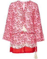 Cool Change - Chloe Bora Bora Printed Tunic - Lyst