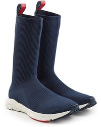 Reebok - Sock Runner Ultraknit Sneakers - Lyst