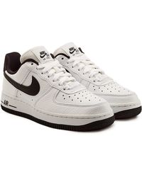 Lyst Nike Air Force 1 Leather Sneakers