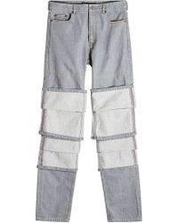 Y. Project | Layered Jeans | Lyst