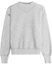 Étoile Isabel Marant - Cotton Sweatshirt - Lyst