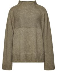 19846bb42316 By Malene Birger - Brianne Pullover With Merino Wool - Lyst