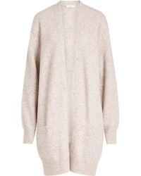 Closed | Cardigan With Alpaca Wool | Lyst