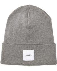 OAMC - Cotton Hat - Lyst
