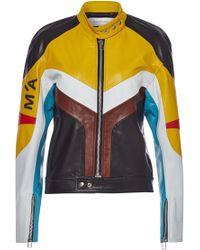 Marques'Almeida - Leather Jacket - Lyst