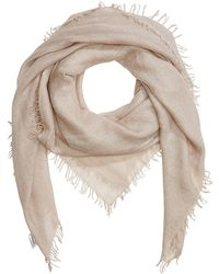 Faliero Sarti - New Lolita Scarf With Cashmere And Silk - Lyst