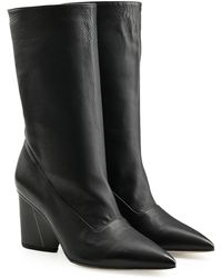 Paul Andrew - Judd Leather Boots - Lyst
