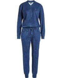 Juicy Couture - Cotton Jumpsuit - Lyst