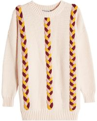 Paul & Joe - Cotton And Wool Pullover - Lyst