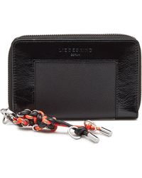 Liebeskind Berlin - Clasp Fiona Leather Wallet - Lyst