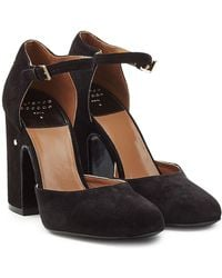 Laurence Dacade - Suede Court Shoes - Lyst
