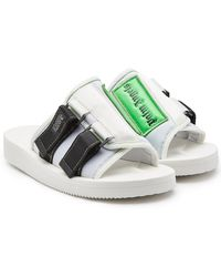 db9e20d92242 Lyst - J.Crew Norse Projects™ X Suicoke Sandals in Blue for Men