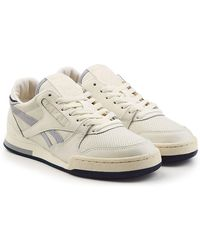 Reebok - Phase 1 Pro Thof Sneakers With Leather - Lyst 0fb09cb42