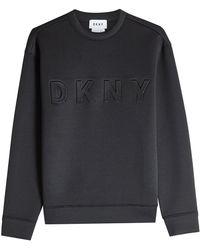 DKNY | Sweatshirt With Logo | Lyst