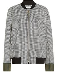 Nina Ricci - Printed Cotton Jacket - Lyst