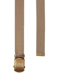Marni - Fabric Belt - Lyst