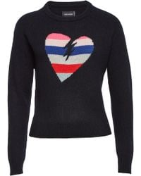 Zadig & Voltaire - Cashmere Pullover - Lyst