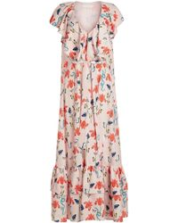 Borgo De Nor - Carlotta Printed Dress - Lyst