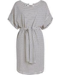 American Vintage - Striped Dress - Lyst