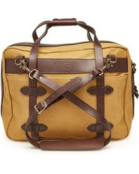 7e12de6ffc Lyst - Filson Twill Wheeled Carry On in Blue for Men