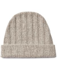 81hours - Ribbed Cashmere Beanie - Lyst