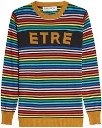 Être Cécile - Merino Wool Pullover - Lyst