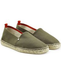 Orlebar Brown - Fabric Espadrilles - Lyst