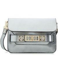 Proenza Schouler - Ps11 Mini Classic Leather Shoulder Bag - Lyst