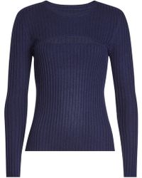 FRAME - Pullover With Wool - Lyst