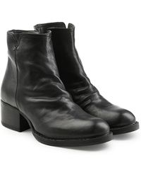 Fiorentini + Baker | Leather Ankle Boots | Lyst