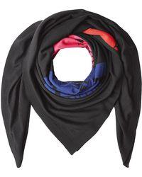 Sonia Rykiel - Pullover Print Shawl - Lyst