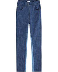 Public School - Two-tone Slim Jeans - Lyst