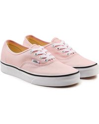 Lyst - Vans Authentic Sneakers in Purple - Save 61% 00a76a6b4