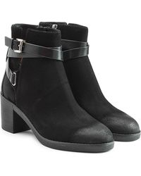MICHAEL Michael Kors - Suede Ankle Boots - Lyst