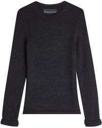 Brandon Maxwell - Mohair Pullover - Lyst